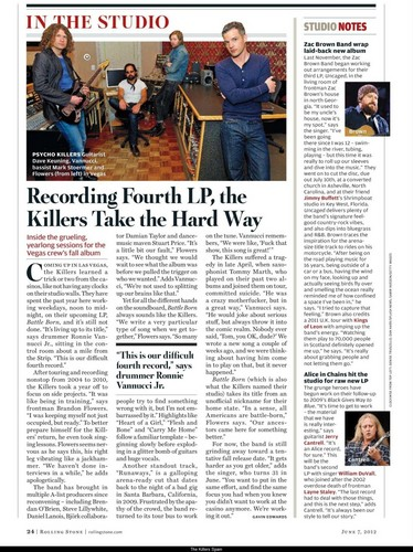 Rolling Stone USA - 07 June 2012