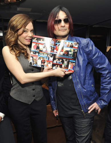 Rose - Linda Ramone Hosts Commando The Autobiography of Johnny Ramone Launch Party, April 27, 2012