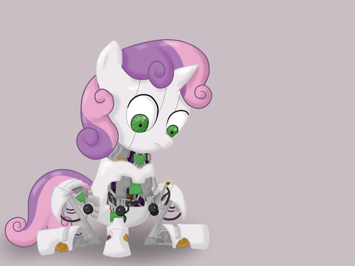 SOOO MANY PONIES - my-little-pony-friendship-is-magic Fan Art