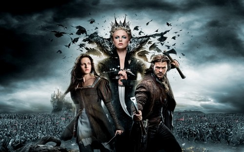 Snow White and The Huntsman wallpaper titled SWATH
