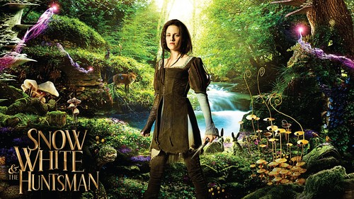 Snow White and The Huntsman wallpaper possibly containing a street called SWATH