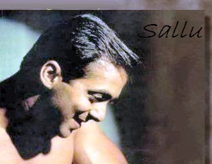 Bollywood wallpaper containing a portrait titled Salman Khan