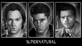Sam, Dean, Castiel - dean-castiel-and-sam fan art