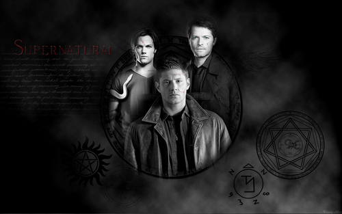 Sam, Dean, Castiel - dean-castiel-and-sam Photo