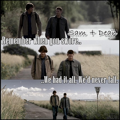 Sam & Dean - supernatural Photo