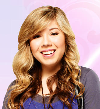 iCarly wolpeyper with a portrait titled Sam