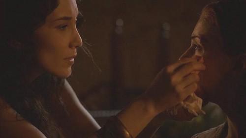 Sansa and Shae