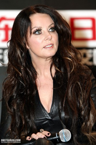 Сара Брайтман Обои with a portrait entitled Sarah Brightman