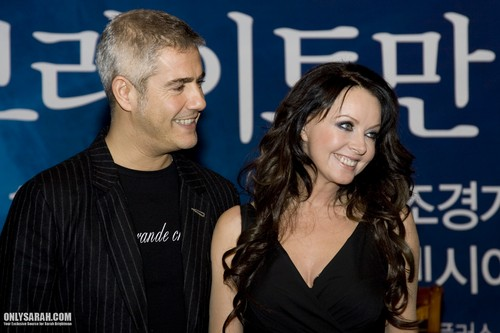 Сара Брайтман Обои with a portrait called Sarah Brightman
