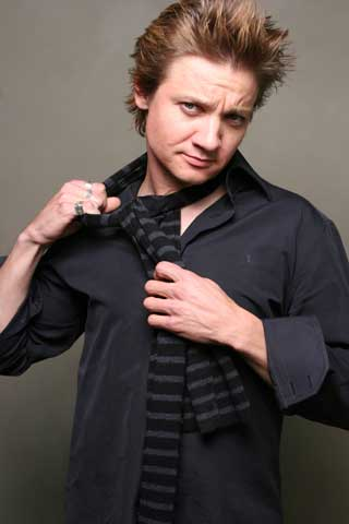 Jeremy Renner wallpaper titled Sarasota Film Festival(2006)