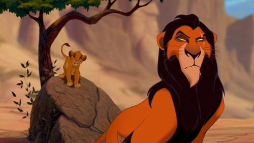 Scar & Simba