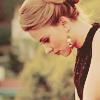 Scarlett Johansson photo with a portrait called Scarlett.