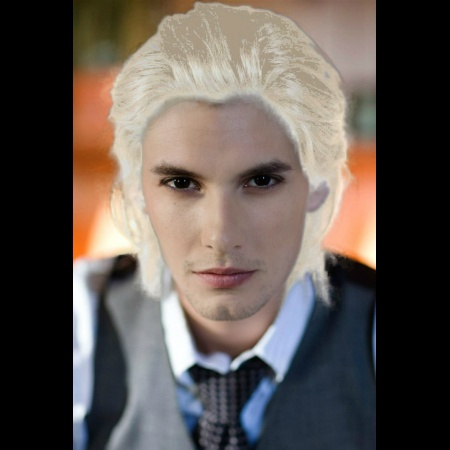 Sebastian Verlac (Ben Barnes) - mortal-instruments Photo