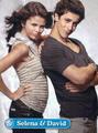 Selena&David<3