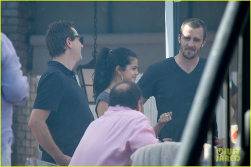 Selena Gomez in memorial party day - selena-gomez Photo