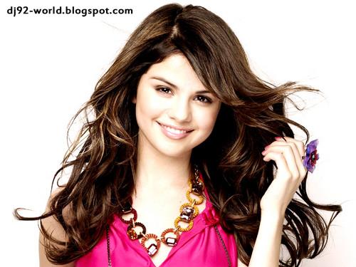 Selena...