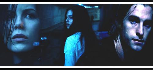 Selene, Eve and Michael