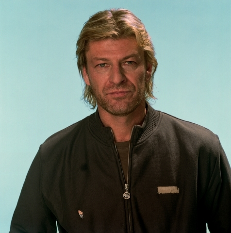 Sean Bean wallpaper entitled Sharpe's Challenge Photoshoot