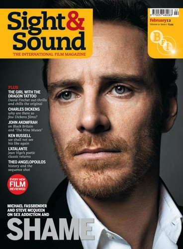 Sight & Sound UK February 2012 magazine cover - michael-fassbender Photo