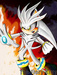 Silver! - sonic-the-hedgehog icon