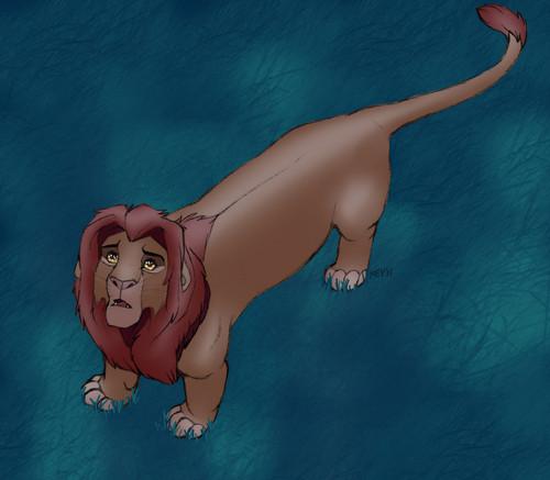 Simba <3