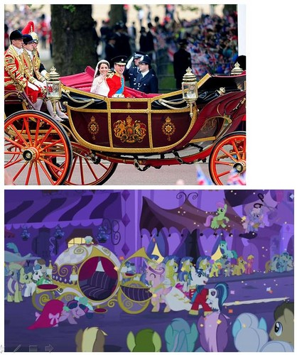 Similar 6: The Royal Carriage