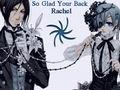 So Glad Your Back Rachel xx - funkyrach01 photo
