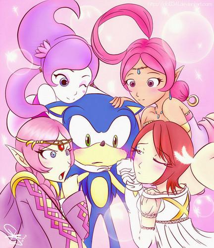 Sonic moment