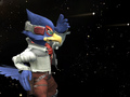 Space Falco - star-fox photo