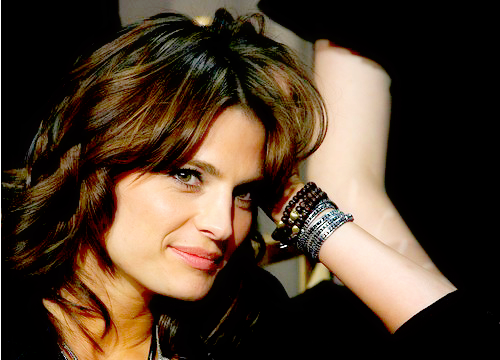 Stana Katic Kate Beckett