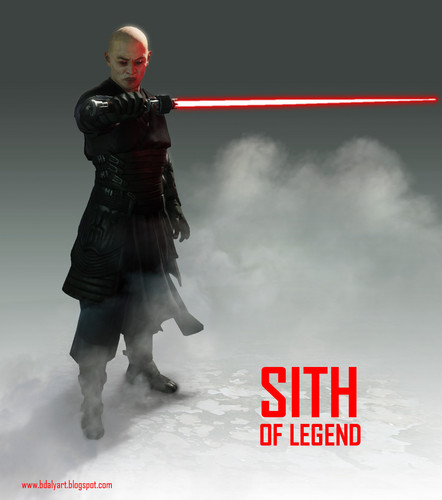 stella, star Wars What If? Sith of Legend