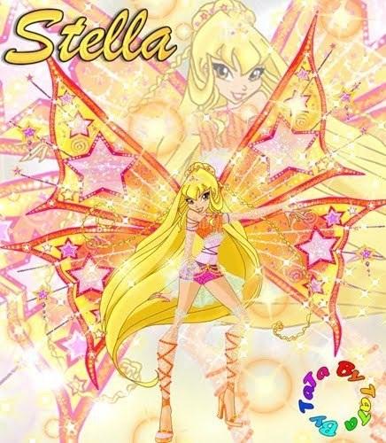 Stella in season five