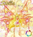 Stella in season five - winx-club-stella photo