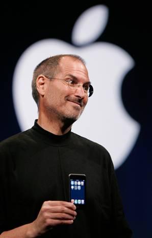 """Steven Paul """"Steve"""" Jobs (February 24, 1955 – October 5, 2011)"""