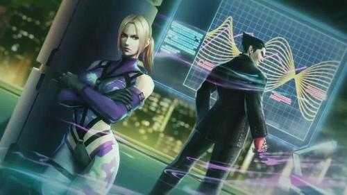 सड़क, स्ट्रीट Fighter X टेककेन Kazuya and Nina