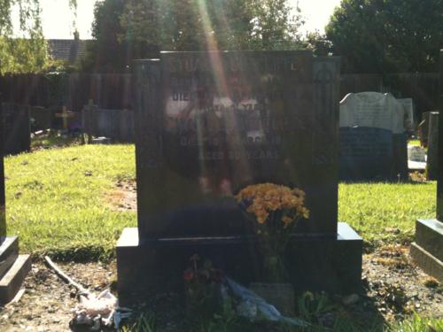 Stuart's Grave 2
