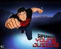 Superboy - teen-titans-vs-young-justice wallpaper