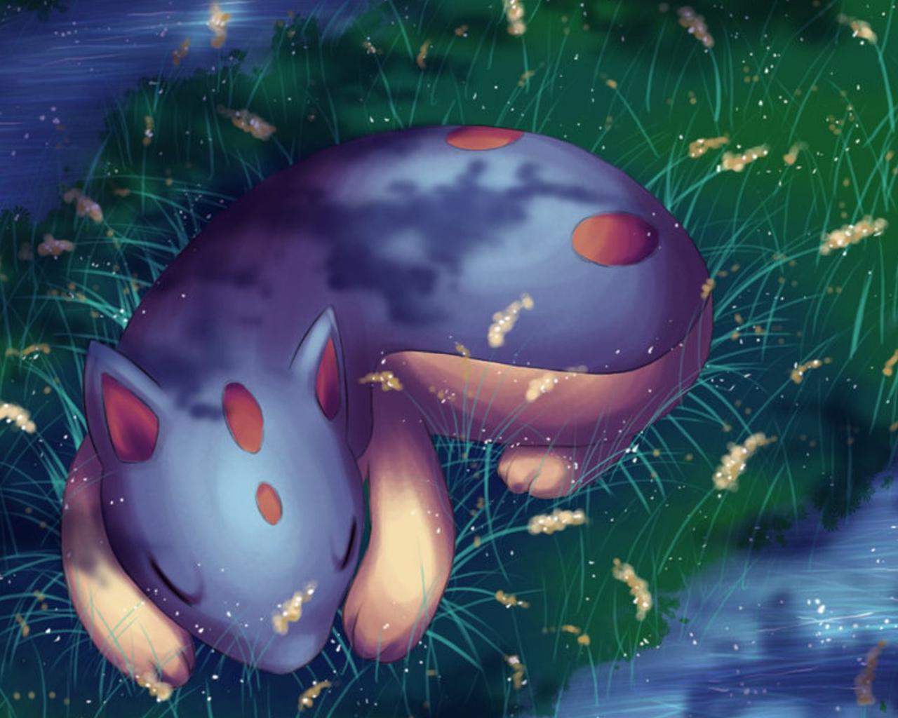 Sweet Dreams Fuoco Type Pokemon Wallpaper 31074690 Fanpop