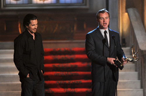 TDKR Won Most Anticipated Movie at Guys Choice Awards