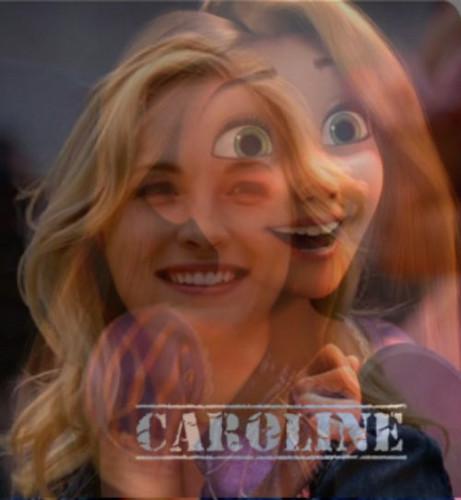 TVD Princess Caroline