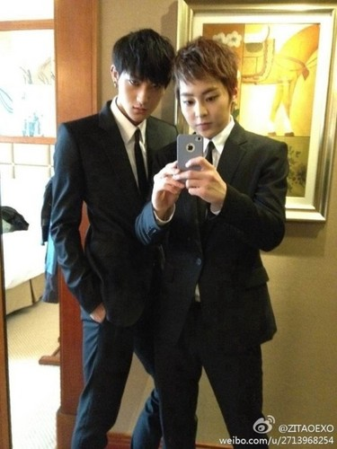 Tao and Xiu Min