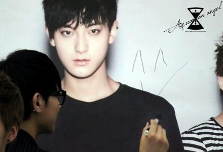 Tao signing Tao XD