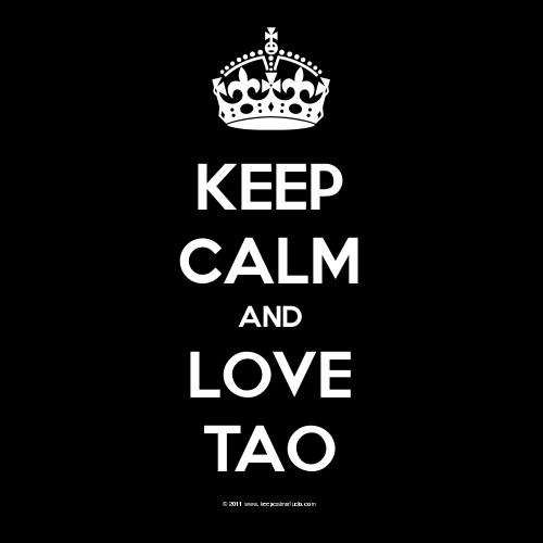 Tao wallpaper titled Tao