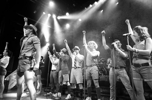 Team StarKid With Darren Criss: A día in the Life in fotos