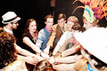 Team StarKid With Darren Criss: A Day in the Life in Photos