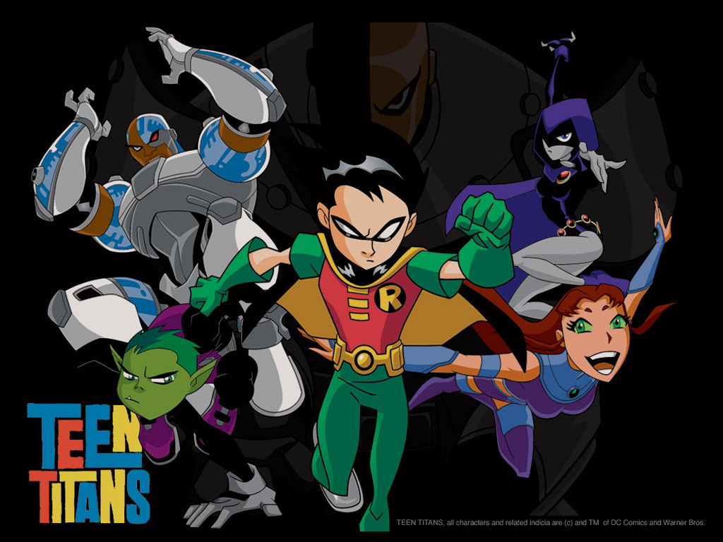 Teen Titans vs. Young Justice images Teen-Titans HD wallpaper and  background photos