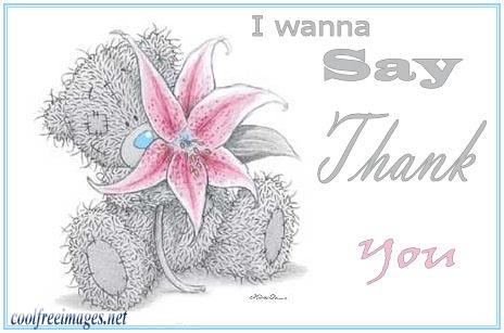 Thank あなた my dear firend xx