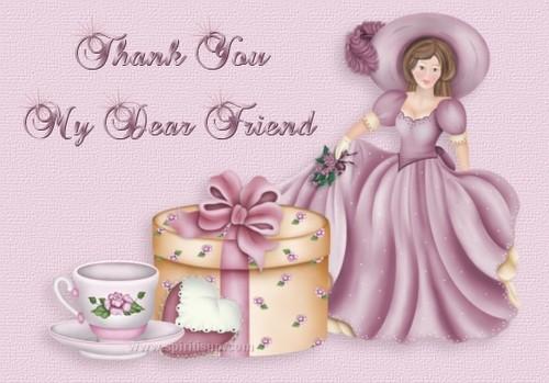 Thank you my dear firend xx