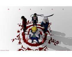 The 4 Hokage of Konoha