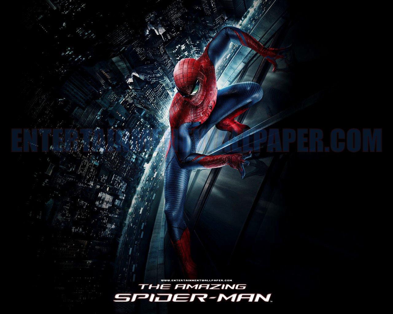 The Amazing Spider Man ( 2012 ) R6 HDRip XviD 720P ...